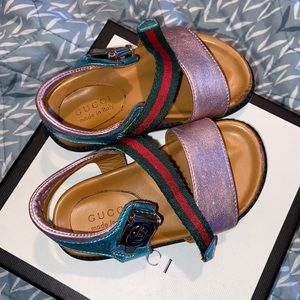 Toddler Gucci Sandals